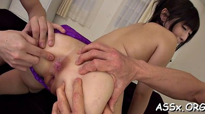 Japanese anal, Japanese riding