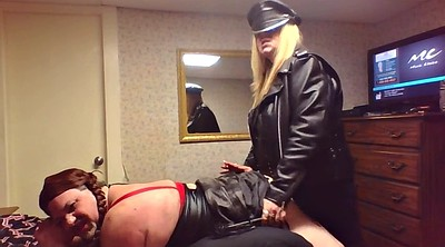 Leather, mistress t, Sally