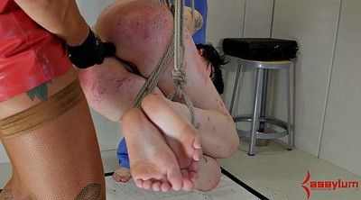 Spanked, Bdsm sex, Extreme bondage