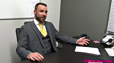 Muscle gay, Gay boss, Hairy gay, Hairy office
