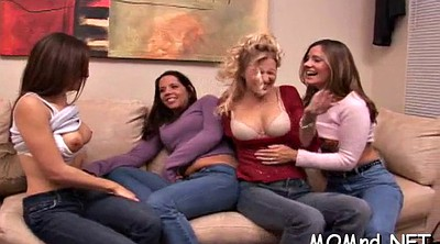 Milf party, Hottest