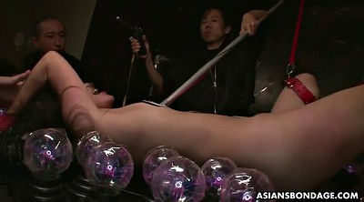 Japanese bdsm, Torture, Japanese bondage, Anna, Electric, Wax