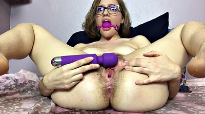Squirting, Amateur hairy