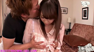 Japanese big tits, Japanese teen, Japanese play