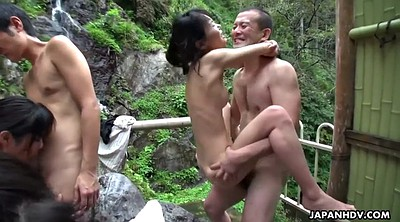 Ride, Riding creampie, Milf close up, Japanese ride, Asian couple