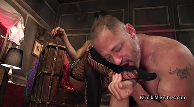 Busty anal, Bdsm shemale