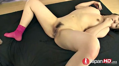 Japanese face sitting, Japanese licking, Cum inside, One girl, Creampie close up, Japanese tits
