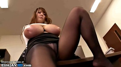 Pantyhose, Japanese massage, Japanese office, Biggest, Pantyhose milf, Japanese pantyhose