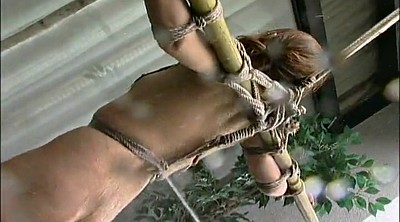 Water, Asian bondage, Japanese bondage, Asian tied, Asian teen, Japanese nipple