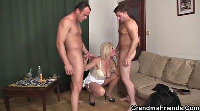 Old grandma, Two old, Hot milf, Big old, Young wife, Blonde milf