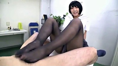Asian black, Foot job, Foot job, Black asian, Nylon job, Black nylon