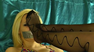 Forced, Nylon feet, Forcing, Forceful, Force, Bound