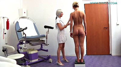 Gyno, Old teen, Examination, Old fuck teen, Laura, Doctor gyno