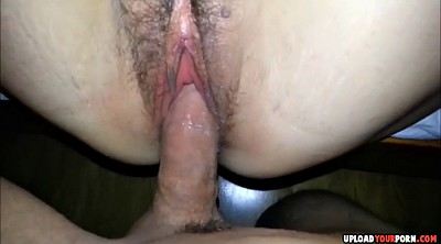 Mature, Wet pussy, Wife pussy, Mature hairy creampie