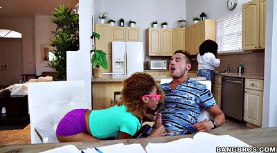 Ebony mom, Clothed, Black mom, Mom teen, Mom blacked