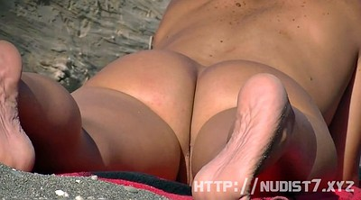 French, Spy, Nudist, Nudist beach, Nudism, Voyeur beach
