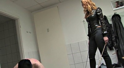 Shoe, Shoes, German femdom, Femdom punish