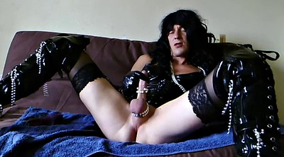 Boots, Boot, Crossdress, Crossdressers, Woman