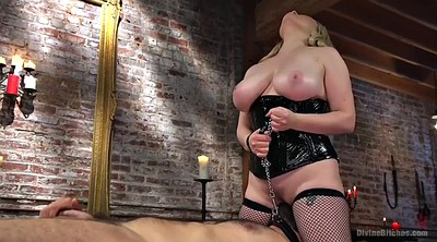 Femdom, Aiden starr, Smother, Slaves