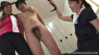 Mature, Asian, Job, Hand, Deliver, Asian mature