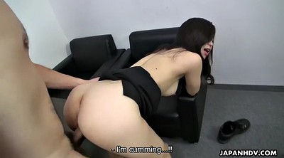 Office, Japanese pussy licked, Japanese office