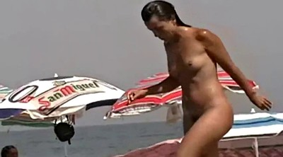 Spy, Compilations, Nude beach, Naked beach