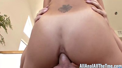 Russian creampie, Ass licking