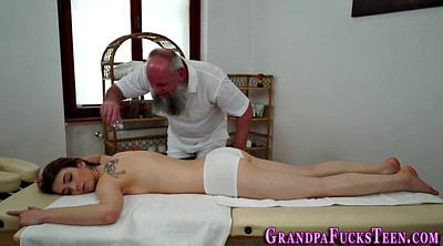 Perv, Granny massage
