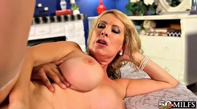 Chubby blonde, Cougars, Curvy anal