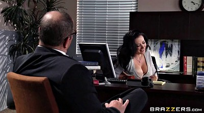 Busty, Tits fuck, Busty office, Boobs fuck