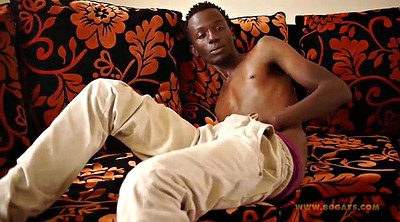 Gay cum, Young solo, Gay man, African