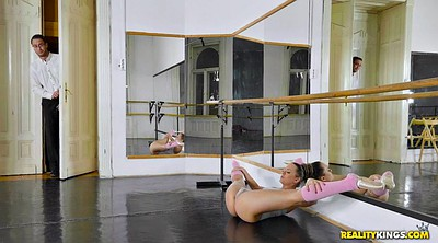 Gym, Flexible, Ballerina