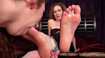 Foot worship, Lesbian foot, Sole, Mature foot