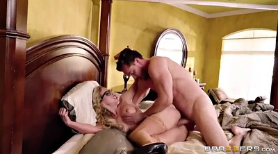 Step mom, Big mom, Cherie deville, Mom handjob, Cherie, Step mom fuck