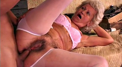 Hairy granny, Hairy mature, Hairy mature anal, Anal granny