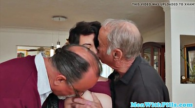 Cum in mouth, Teen old