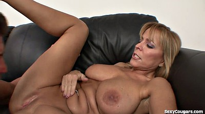 Younger, Blonde milf