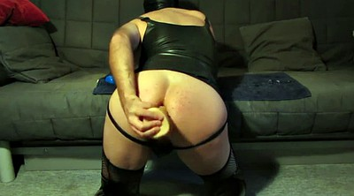Boots, Boot, Dildo ride, Latex masturbation, Strokes, Riding boots