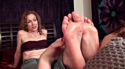 Old, Aunt, Mature feet, Mature foot, Femdom worship, Foot sole