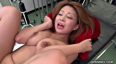 Japanese doctor, Face fuck, Asian doctor