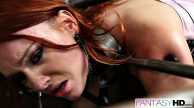 Submissive, Redhead anal