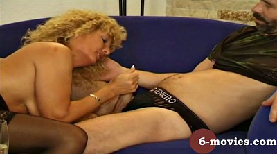 Movie, German mature, German hairy