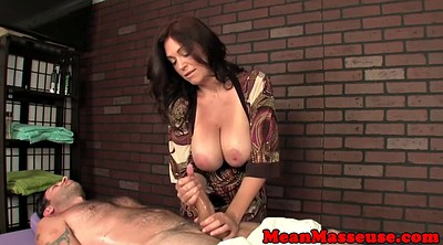 Mature massage, Handjobs