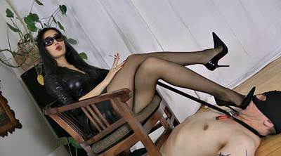 Latex, Smoking, Asian bdsm