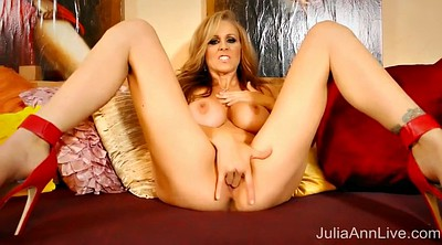 Julia ann, High heels, Red milf, Julia ann milf, Superstar, Julia ann anne