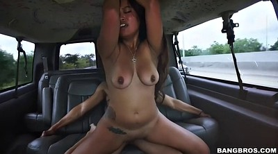 Street, Japanese outdoor, Japanese chubby, Pick up, Japanese car, Chubby japanese