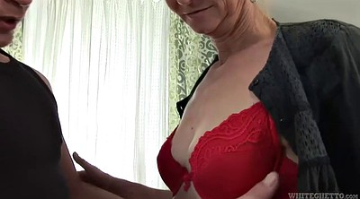 Old, Anal granny
