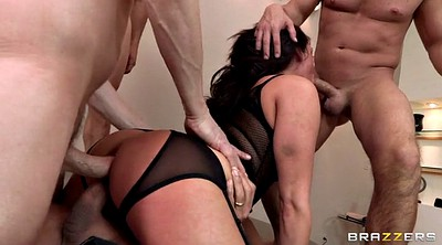 Gangbang, Tory lane, Three