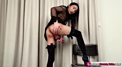 Shemale, Asian solo, Teen solo, Tube, Asian ladyboy, Teen thai