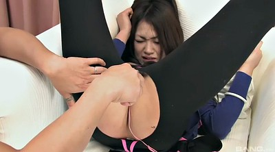 Japanese girl, Japanese dildo, Asian squirt, Leg